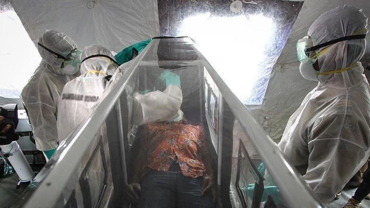 Επανεμφάνιση έμπολα στο Κονγκό