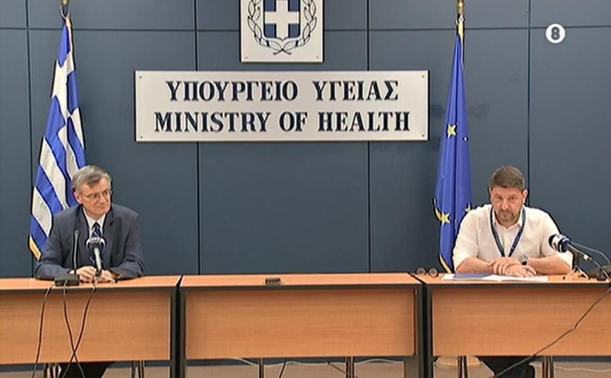 Επιτροπή Λοιμωξιολόγων: Την εμπιστεύεται το 57% των πολιτών