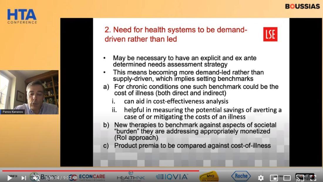Πάνος Καναβός: 8 τάσεις για την Αξιολόγηση Τεχνολογιών Υγείας