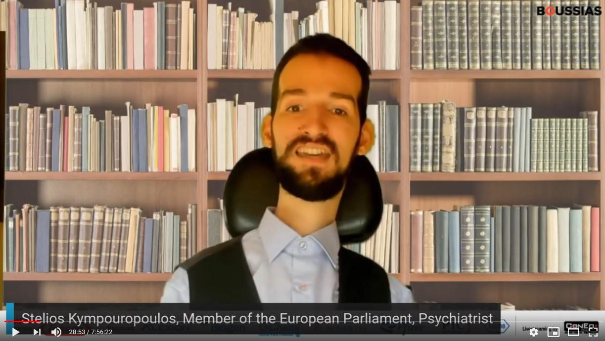 Στέλιος Κυμπουρόπουλος: Προτεραιότητα στην ποιότητα ζωής των ασθενών με σπάνιες παθήσεις
