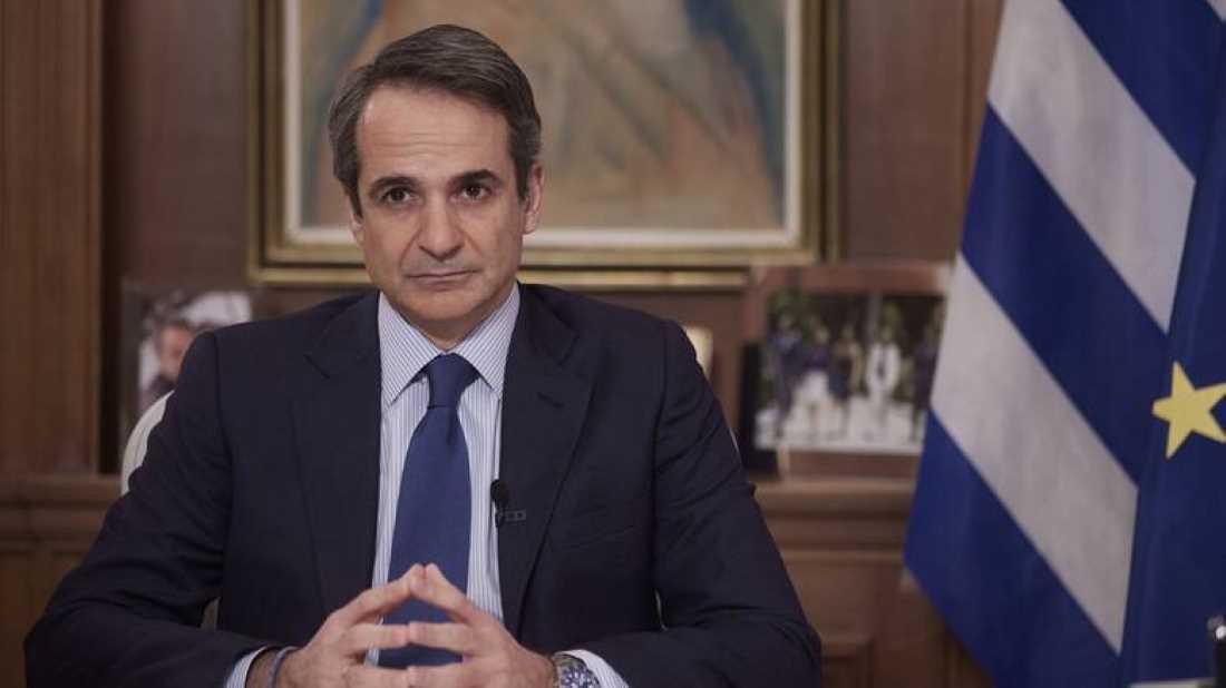 Πρωθυπουργός: Ζήτησε πολιτική συναίνεση για τη διαχείριση της πανδημίας