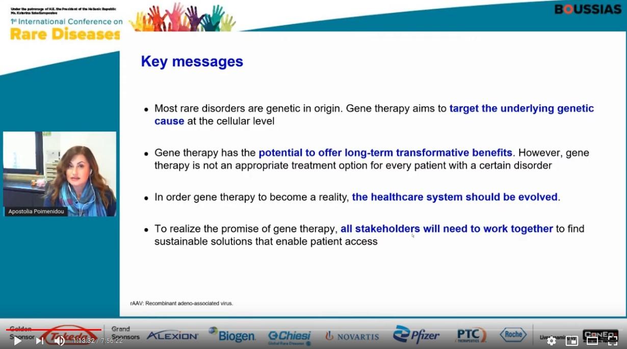 Αποστολία Ποιμενίδου: Προτεραιότητα στην εναρμόνιση των διαδικασιών των κλινικών μελετών
