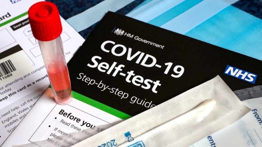 Κορονοϊός: Από τις 7 Απριλίου στα φαρμακεία τα self test