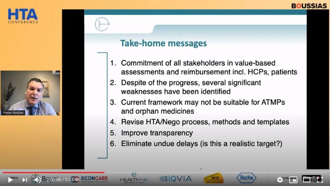 Πάνος Σταφυλάς: Ανάγκη μεγαλύτερης διαφάνειας και αναθεώρησης του πλαισίου, των διαδικασιών και προτύπων λειτουργίας της Επιτροπής ΗΤΑ