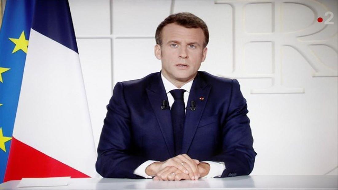 Αυστηρό lockdown ενός μήνα στη Γαλλία