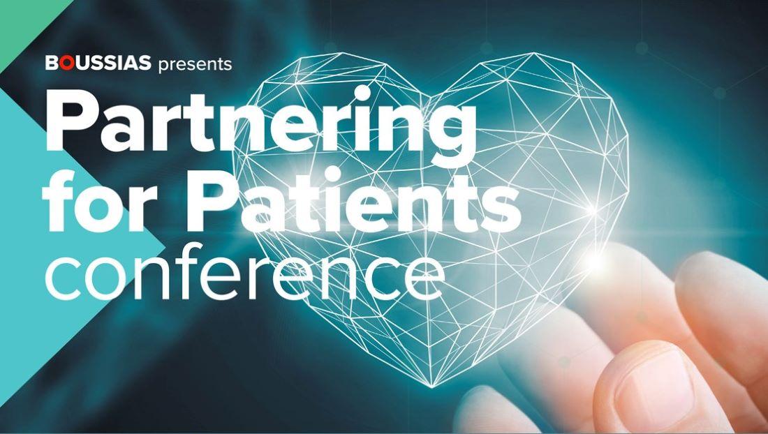 «Partnering for Patients» : 1ο  ψηφιακό συνέδριο για τη στρατηγική με επίκεντρο τον ασθενή