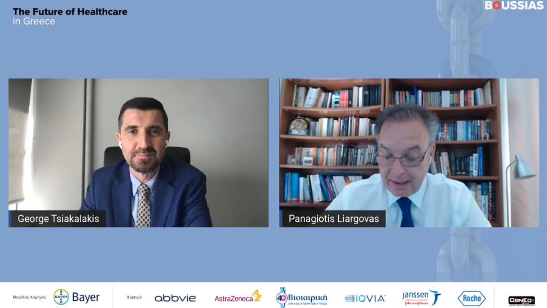 Γιώργος Τσιακαλάκης, ΕΑΕ: Η κακή υγεία κοστίζει κάθε χρόνο περίπου το 15% του παγκόσμιου ΑΕΠ