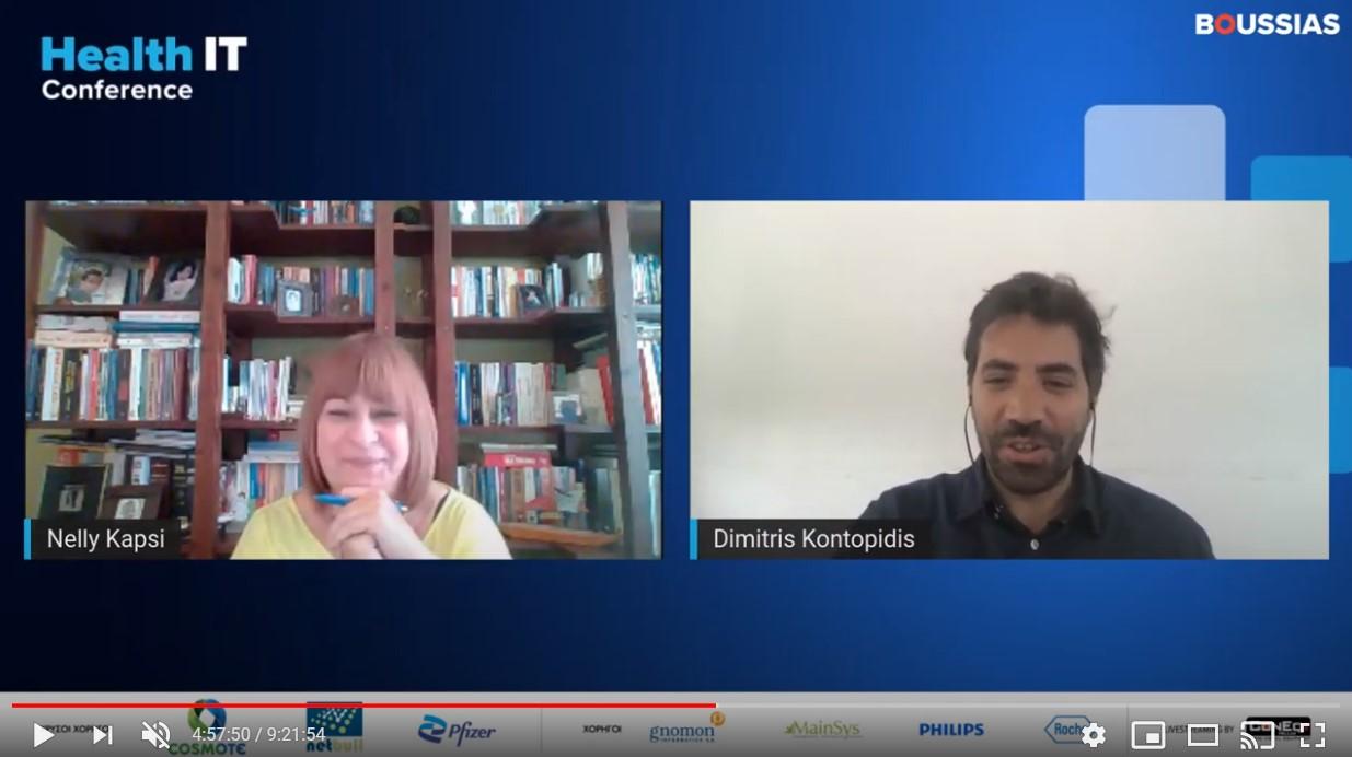 Δημήτρης Κοντοπίδης: Ο Θετικός Αντίκτυπος των παρεμβάσεων κατά τη διάρκεια της Πανδημίας για τους Ασθενείς