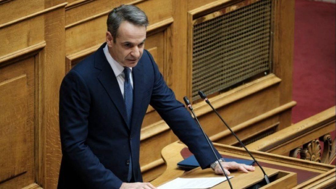 Πρωθυπουργός: Δεν κινδυνεύει η Ελλάδα, αλλά οι ανεμβολίαστοι Έλληνες