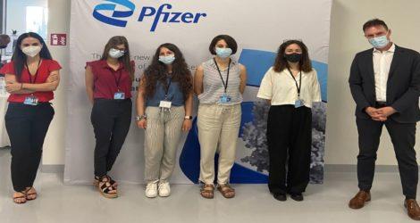 Tο Κέντρο Ψηφιακής Καινοτομίας της Pfizer στη Θεσσαλονίκη ανακοινώνει την έναρξη του Rotational Graduate Program